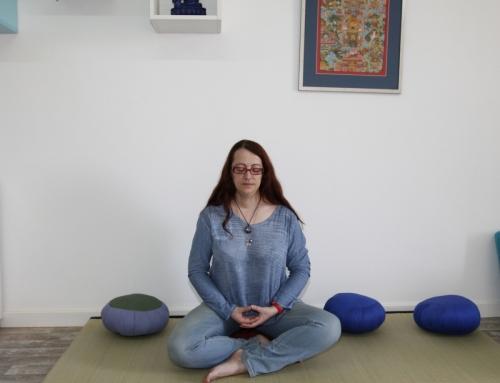 La Meditación y Calma Mental