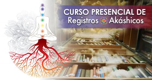 Curso Presencial Registros Akashicos Sandra Sogas