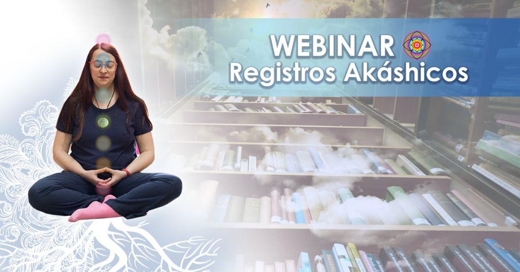 Webinar Que es lo que aprendo con los Registros Akáshicos