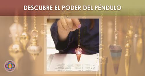 Workshop Online Descubre el poder del Péndulo