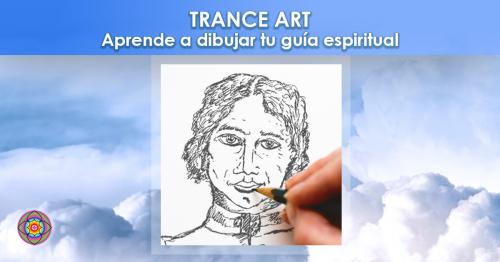 Workshop Online Trance Art, aprende a dibujar tu guía espiritual