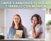 Workshop Introductorio Limpia y armoniza tu hogar y trabajo con Mónica