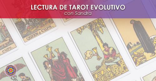 Lectura de Tarot Evolutivo Sandra Sogas Kinesiologia Akashica
