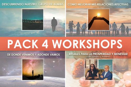 Workshop Pack Diciembre