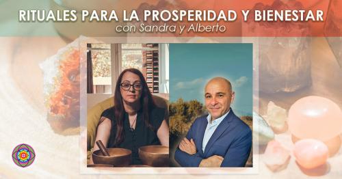 Workshop Rituales para la prosperidad y bienestar