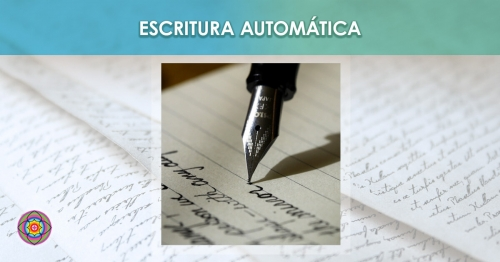Workshop Online Escritura Automatica